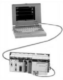 Figure 4 - Laptop Programming Device