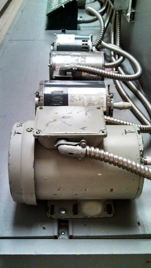 electrical motor load