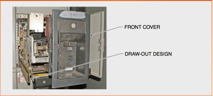 Air Circuit Breaker Acb Construction Working Principle