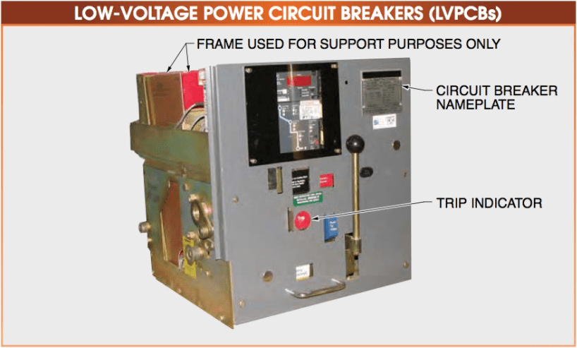 LOW-VOLTAGE POWER CIRCUIT BREAKERS