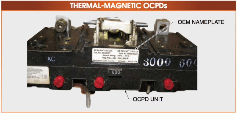 thermal magnetic ocpds