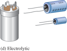 Examples of Capacitors 4