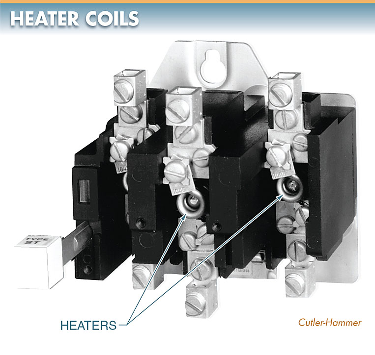 heater coil is a sensing device