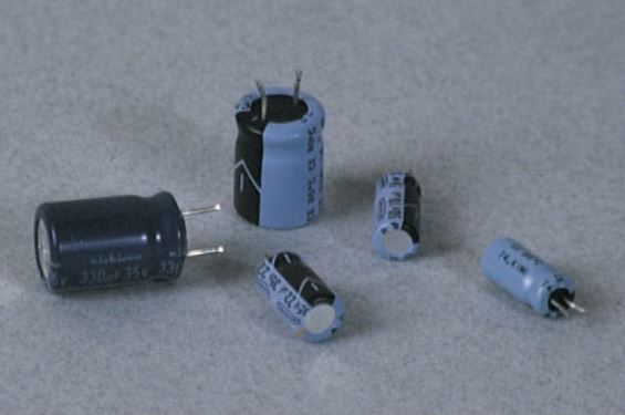 Selection of can type electrolytic capacitors