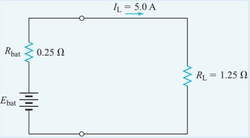 Equivalent circuit for Example 7