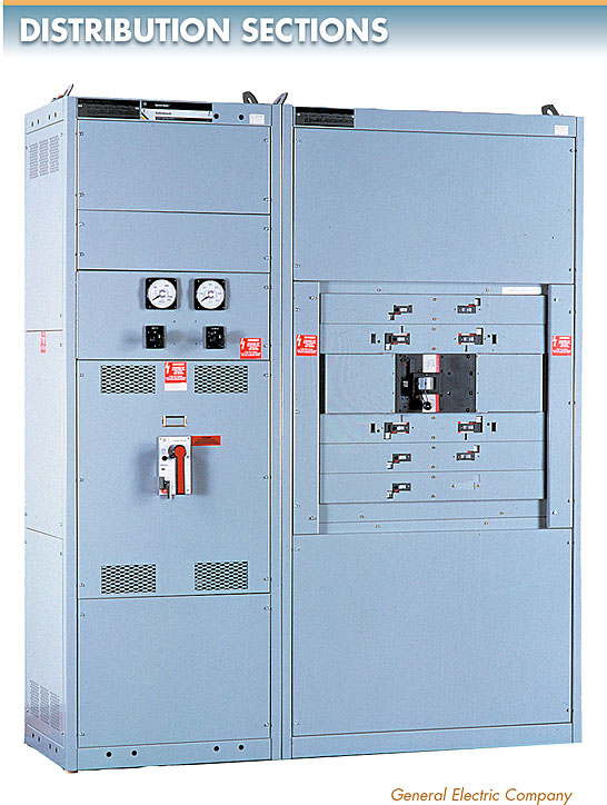 distribution switchboard components