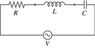 Series RLC Circuit Analysis & Example Problems