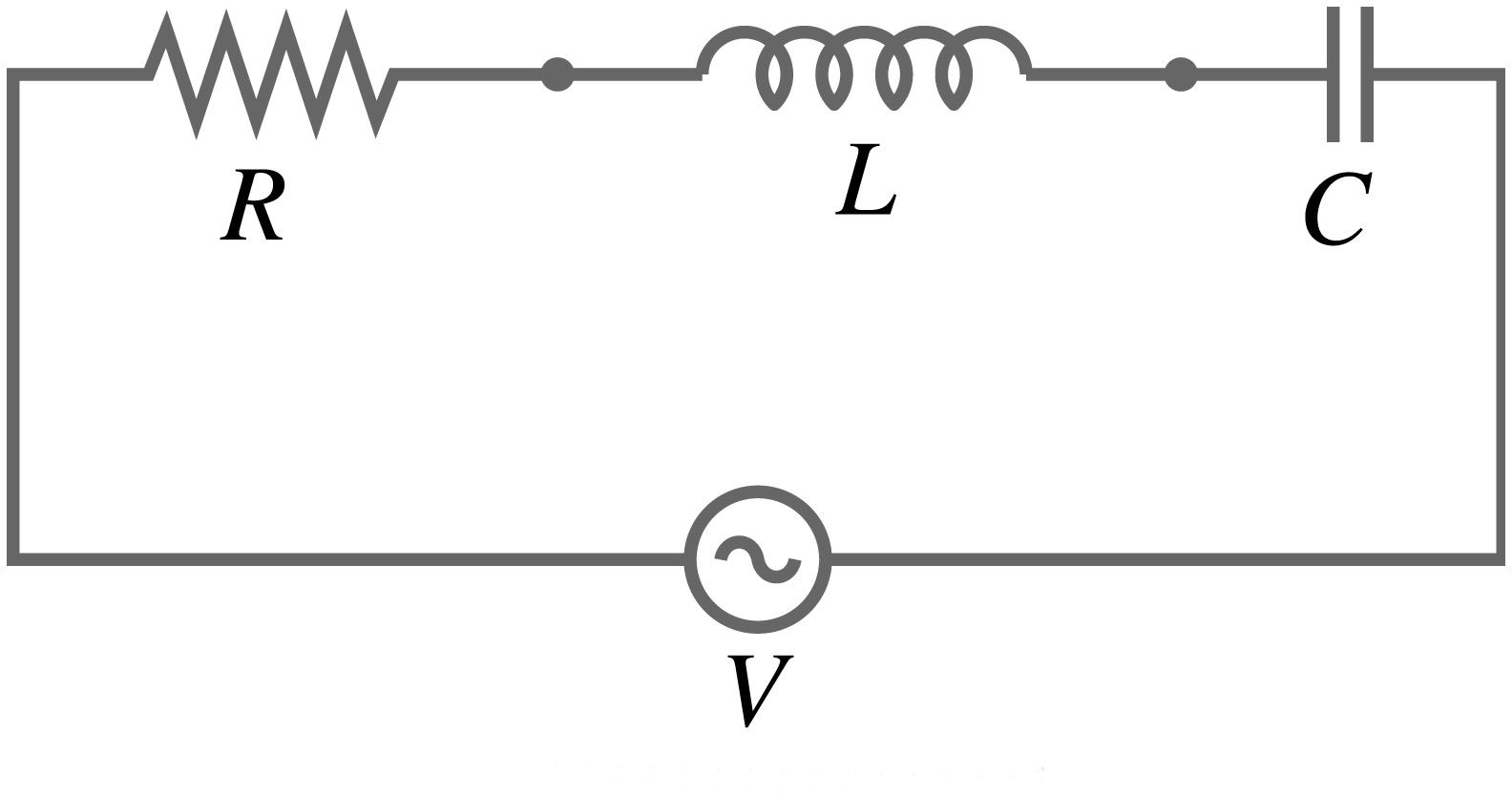series rlc circuit  analysis  u0026 example problems