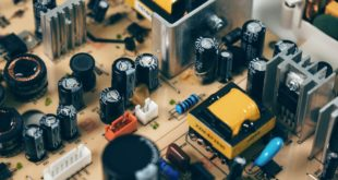 Basic Electronic Components | Resistor, Inductor, & Capacitor