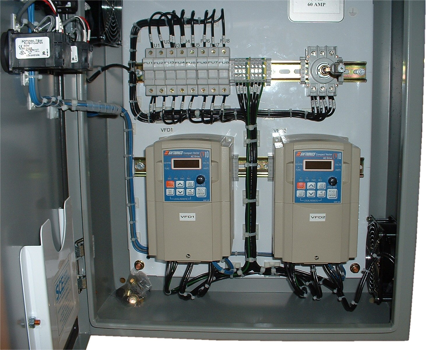 Variable Frequency Drive Components