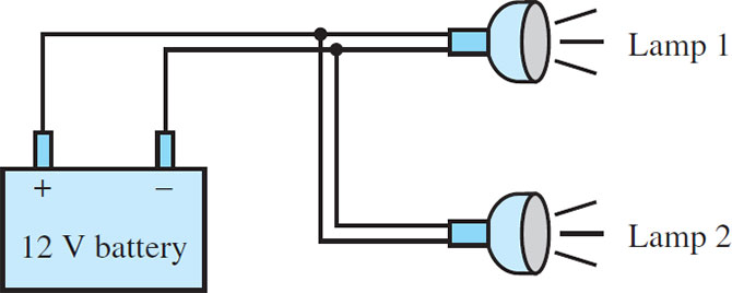 Circuit Containing Three Elements