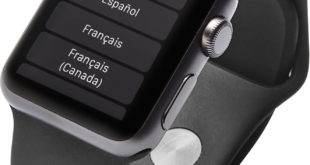 Setting up Your Apple Watch