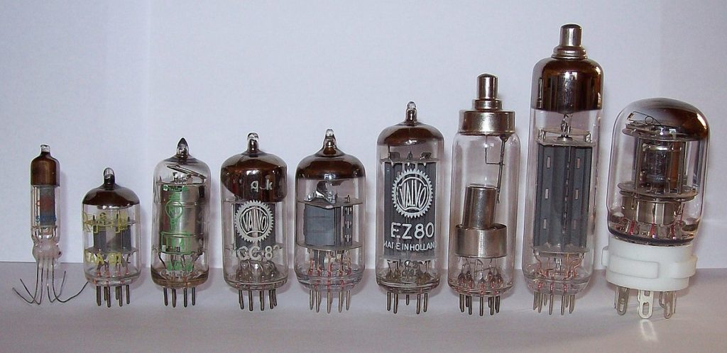 thermionic vacuum tubes