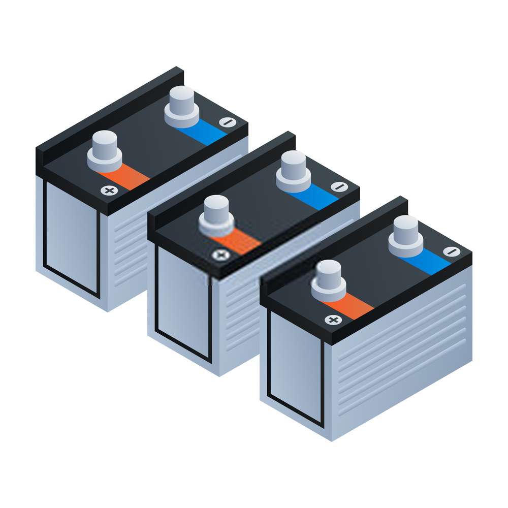 Secondary Batteries | Types | Working