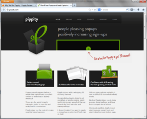 pippity plugin homepage