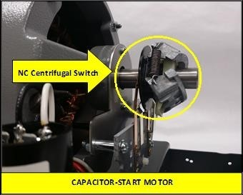 Fig.9 Centrifugal Switch