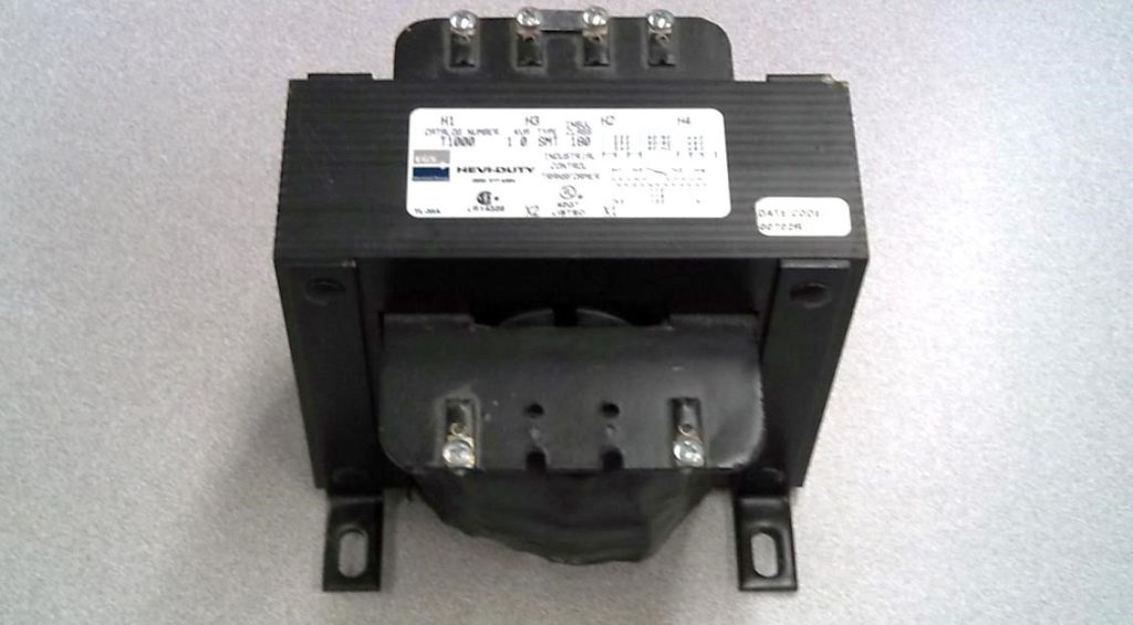 Figure 1. A transformer is a magnetically-operated device or machine
