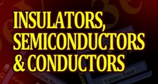 Difference between Conductor Semiconductor and Insulator