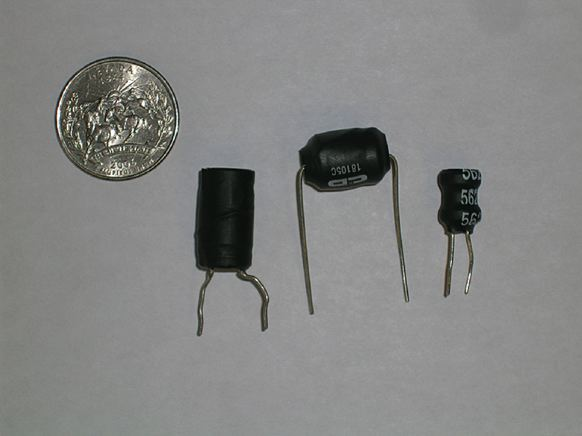 Examples of inductors.