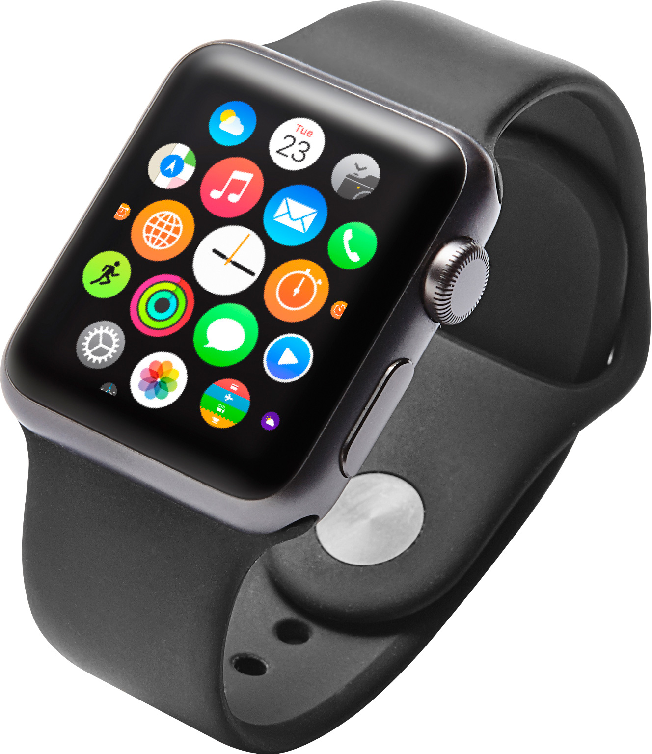 Getting to Know Apple Watch   How to Use the Apple Watch