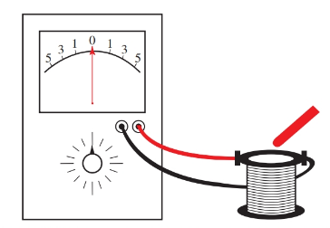Use a galvanometer, a coil, and a magnet to observe the principles of magnetic induction.