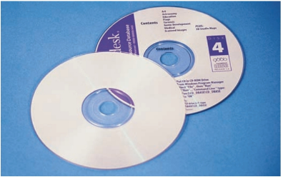Digital discs is another digital circuit application