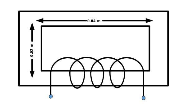 Magnetic Field Intensity Example