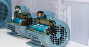 Three-Phase Induction Motor   Construction   Parts