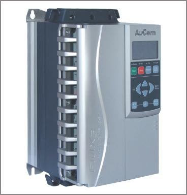 Electronic soft starter for three phase induction motor